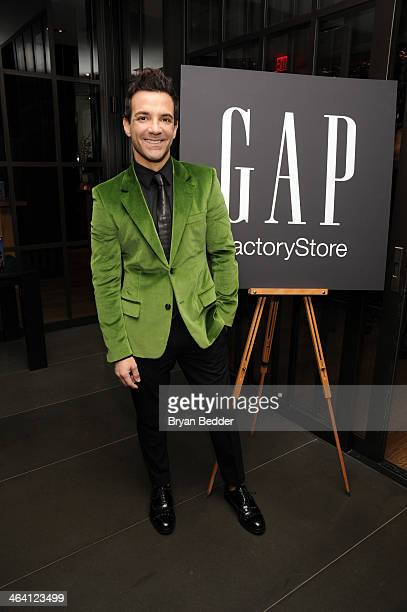 George Kotsiopoulos attends the Glamorous By George book launch celebration hosted by GAP Outlet at Andaz 5th Avenue on January 20, 2014 in New York...