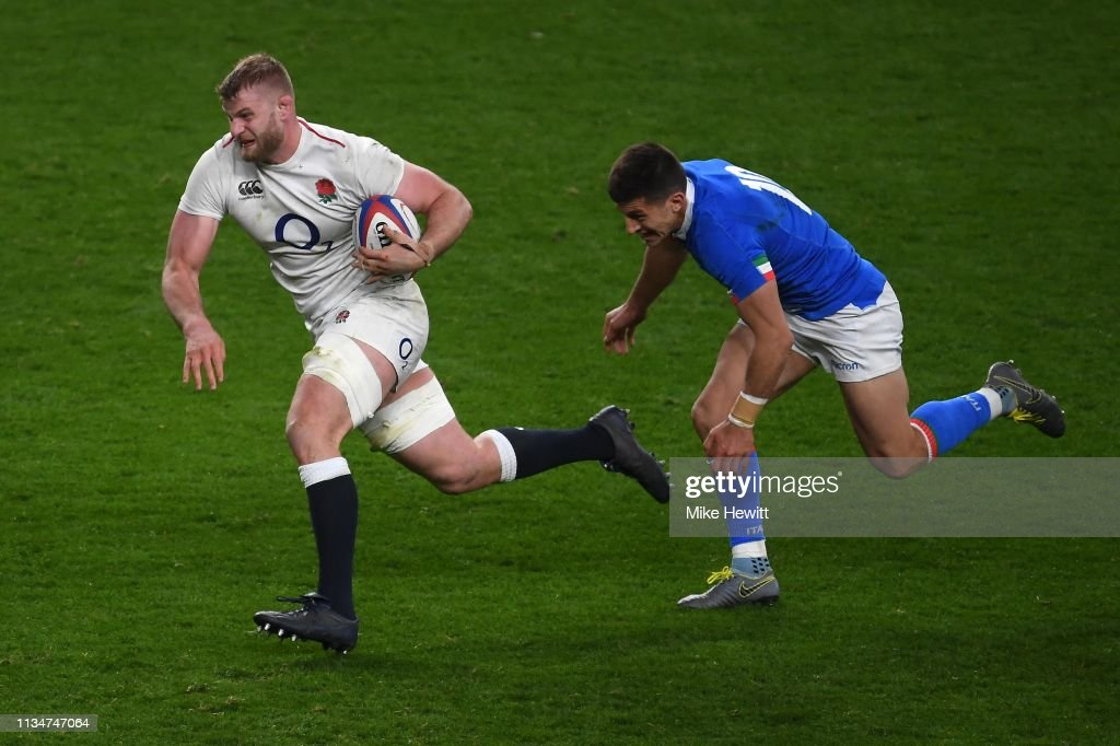 England v Italy - Guinness Six Nations : ニュース写真