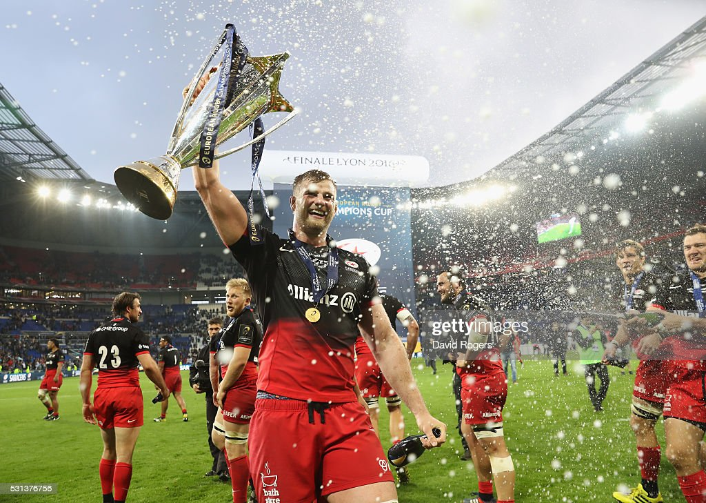 Racing 92 v Saracens - European Rugby Champions Cup Final