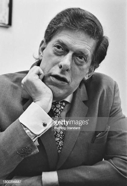 George Lascelles, 7th Earl of Harewood , UK, 29th September 1972. That year he left his position as director of the Royal Opera House in Covent...