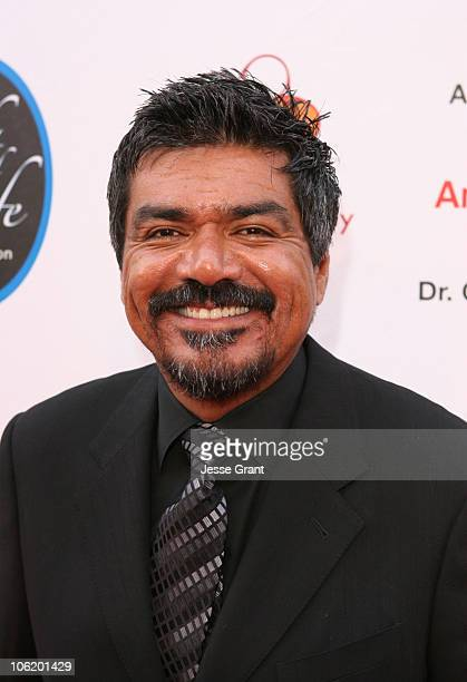 George Lopez during George Lopez Hosts National Kidney Foundation Gala Red Carpet in Los Angeles California United States