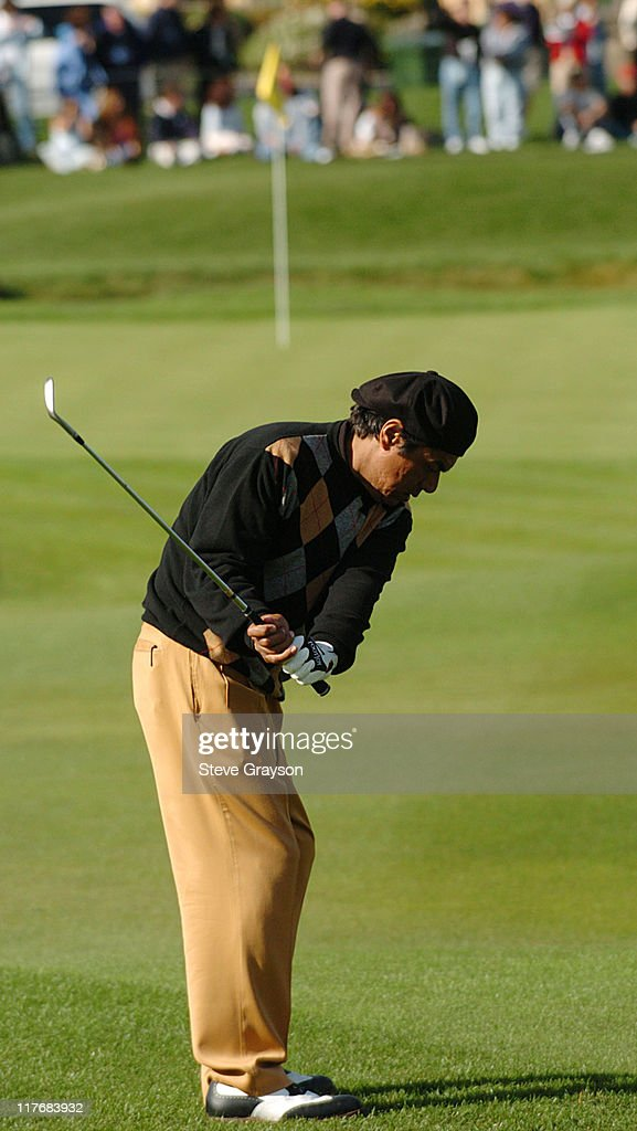 PGA Tour's 2004 AT&T Pebble Beach National Pro-Am - Third Round - February 7, 2004 : ニュース写真