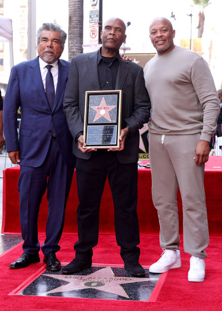 """CA: Radio Personality Kurt """"Big Boy"""" Alexander Honored With Star On The Hollywood Walk Of Fame"""