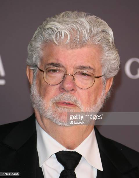 George Lucas attends the LACMA Art Film Gala honoring Mark Bradford and George Lucas on November 04 2017 in Los Angeles California