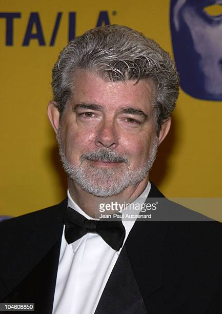 George Lucas during 11th Annual BAFTA/LA Britannia Awards at Beverly Hilton Hotel in Beverly Hills, California, United States.