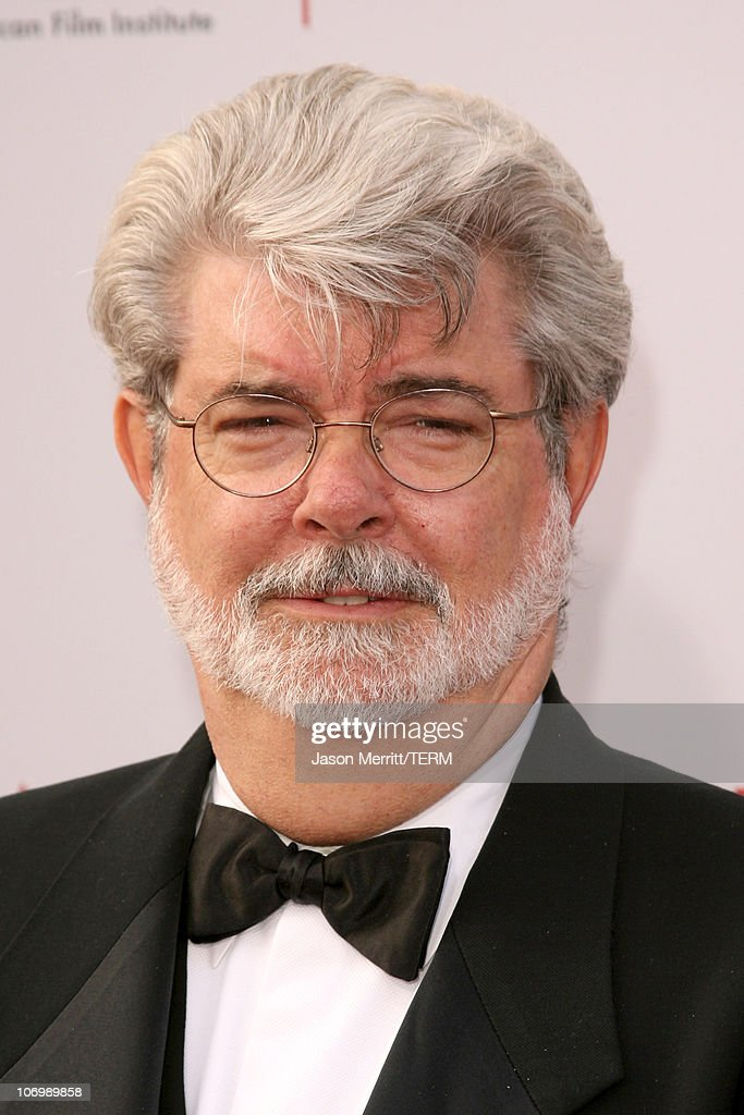 George Lucas during 34th Annual AFI Lifetime Achievement Award: A Tribute to Sean Connery - Arrivals at Kodak Theatre in Hollywood, California, United States.