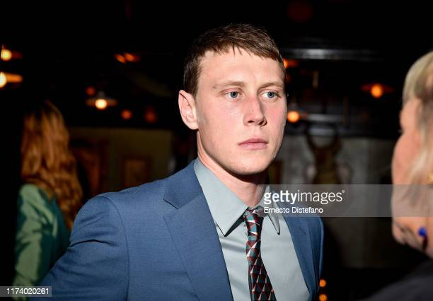 George MacKay attends the The True History Of The Kelly Gang World Premiere Party Hosted By Grolsch at Weslodge during the Toronto International Film...