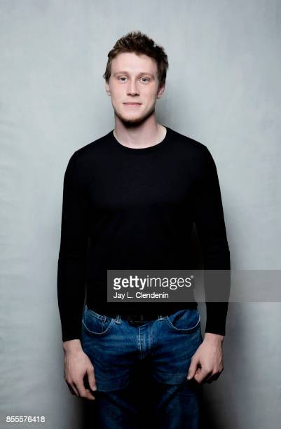 George MacKay from the film Marrowbone poses for a portrait at the 2017 Toronto International Film Festival for Los Angeles Times on September 12...