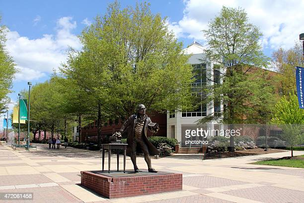 george mason university - virginia stock photos and pictures