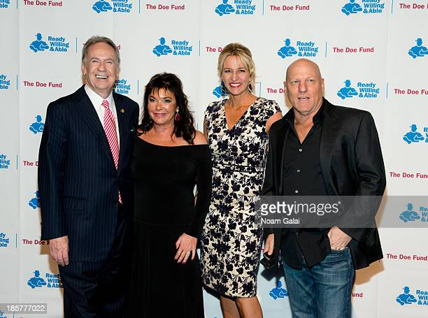faa8e0bf63a ... Cipriani 42nd Street on October 24. ED. Editorial use only. George  McDonald Harriet McDonald Wendy Madden and Steve Madden attend the 2013 Doe  Fund gala ...
