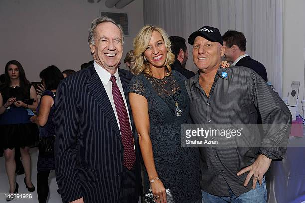 61f2ee90b17 George McDonald with Wendy and Steve Madden attend The Doe Fund presents  sweet New York