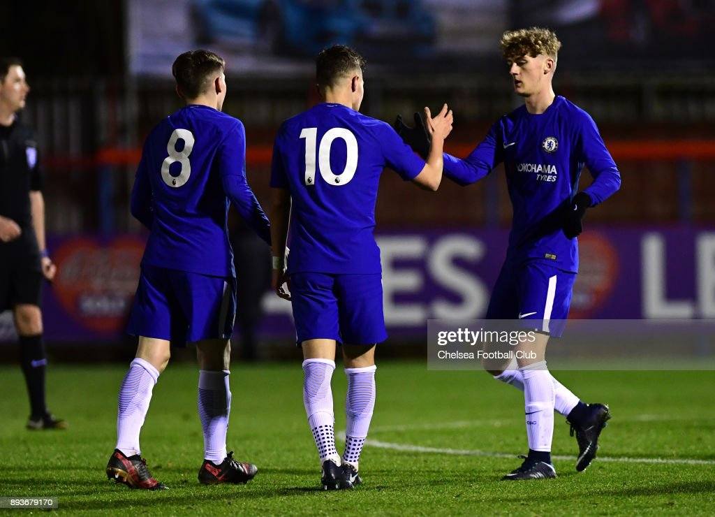 Chelsea v Scunthorpe United: FA Youth Cup