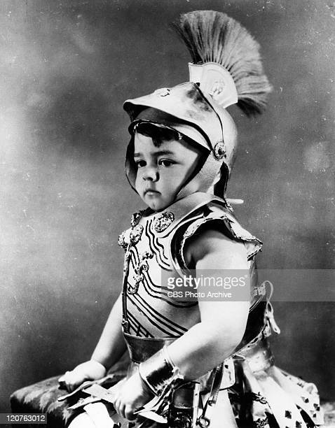 George McFarland as Spanky in 'Beginner's Luck' an Our Gang comedy later known as The Little Rascals Original airdate February 23 1935