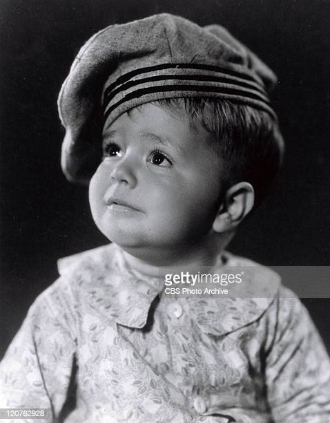 George McFarland as Spanky in THE LITTLE RASCALS originally know as 'Our Gang' Image dated 1932