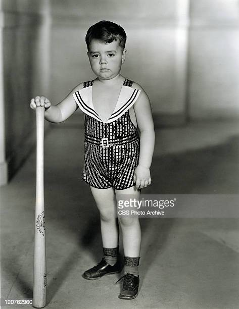George McFarland as Spanky in THE LITTLE RASCALS originally know as 'Our Gang' Image dated 1933