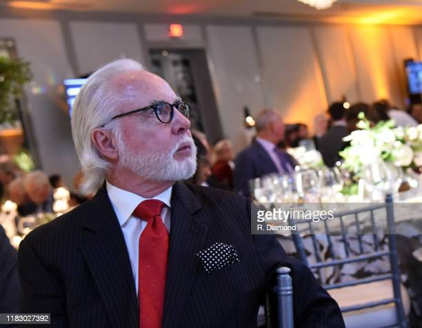 George McKerrow attends 2019 Captain Planet Foundation Gala at Flourish Atlanta on November 16 2019 in Atlanta Georgia