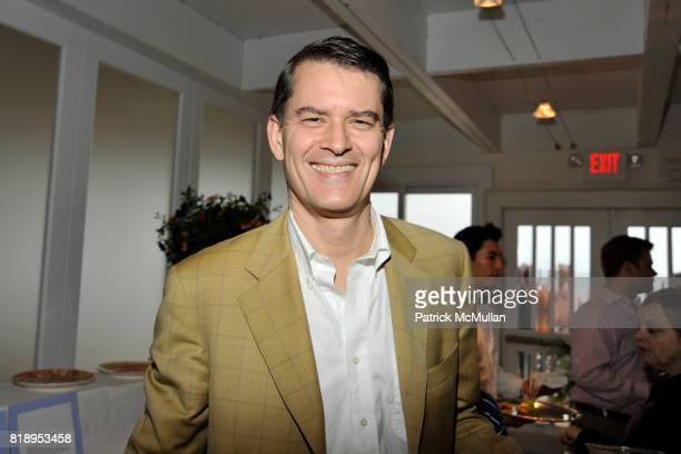 George McNeely attends MIRACLE HOUSE 20th Anniversary Memorial Day Summer Kickoff Benefit honoring Amy Chanos and Jim Chanos at Bridgehampton Tennis...