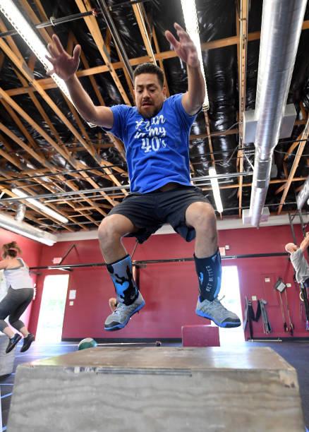 NV: Las Vegas CrossFit Gym Reopens