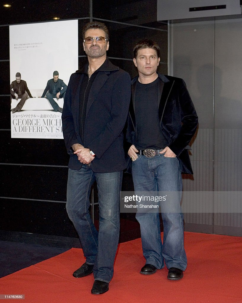 George Michael: A Different Story Tokyo Premiere : News Photo