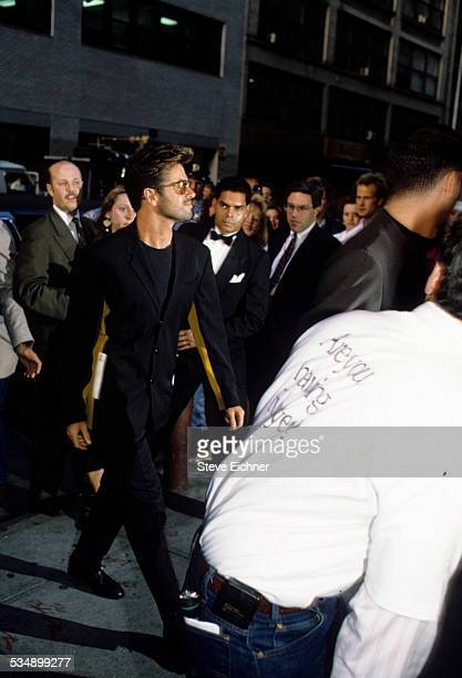 George Michael at Studio 54 New York 1990s