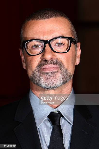 George Michael attends a press conference to announce details of a new tour at The Royal Opera House on May 11, 2011 in London, England.