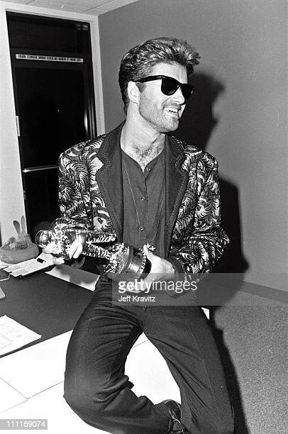 George Michael 1989 Stock Photos And Pictures