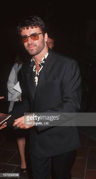 George Michael during ASCAP Golden Note Honors George Michael in Beverly Hills February 20 1992 at Bice Restaurant in Beverly Hills California United...
