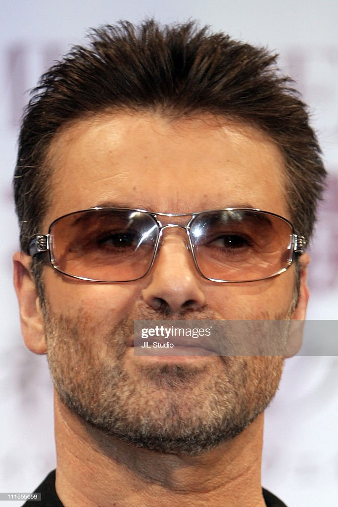 """George Michael: A Different Story"" Tokyo Press Conference : News Photo"