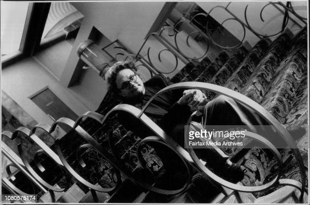 George Miller at the main entrance of the Metro Theatre Kings CrossGeorge Miller of Kenedy and Miller productions George Miller is Responsible for...