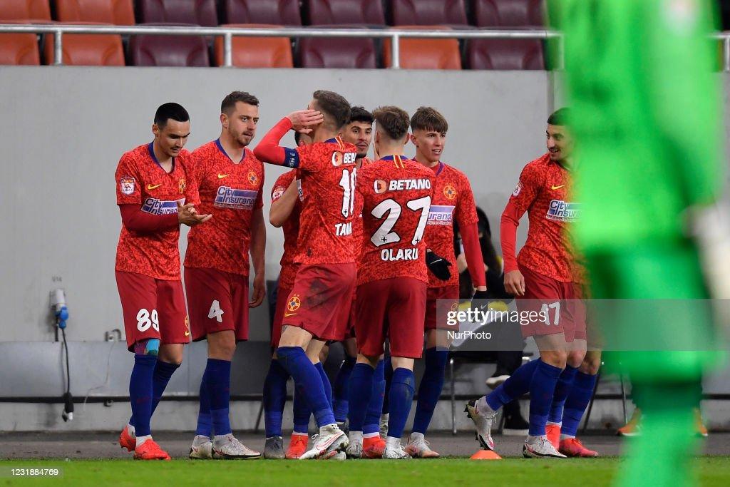 FCSB v CFR Cluj - Liga 1 Romania : News Photo
