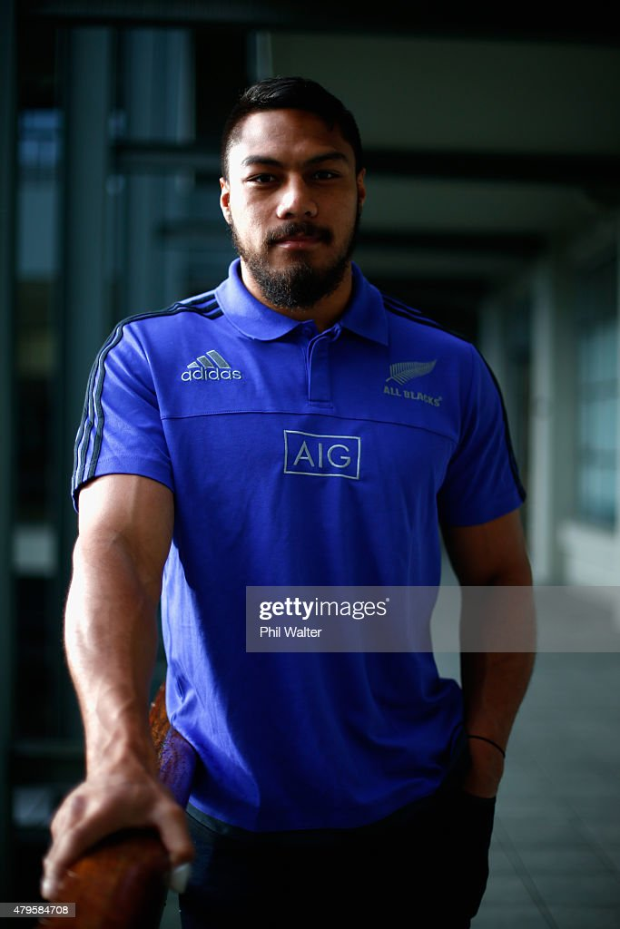 New Zealand All Black Press Conference