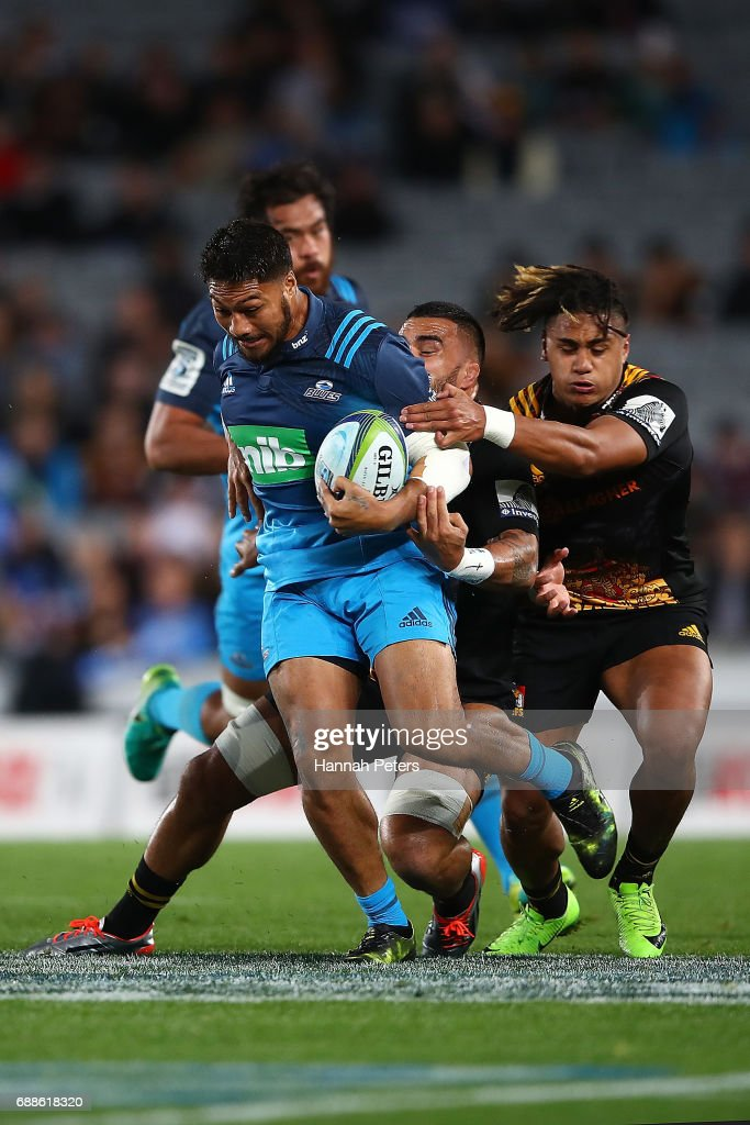 Super Rugby Rd 14 - Blues v Chiefs