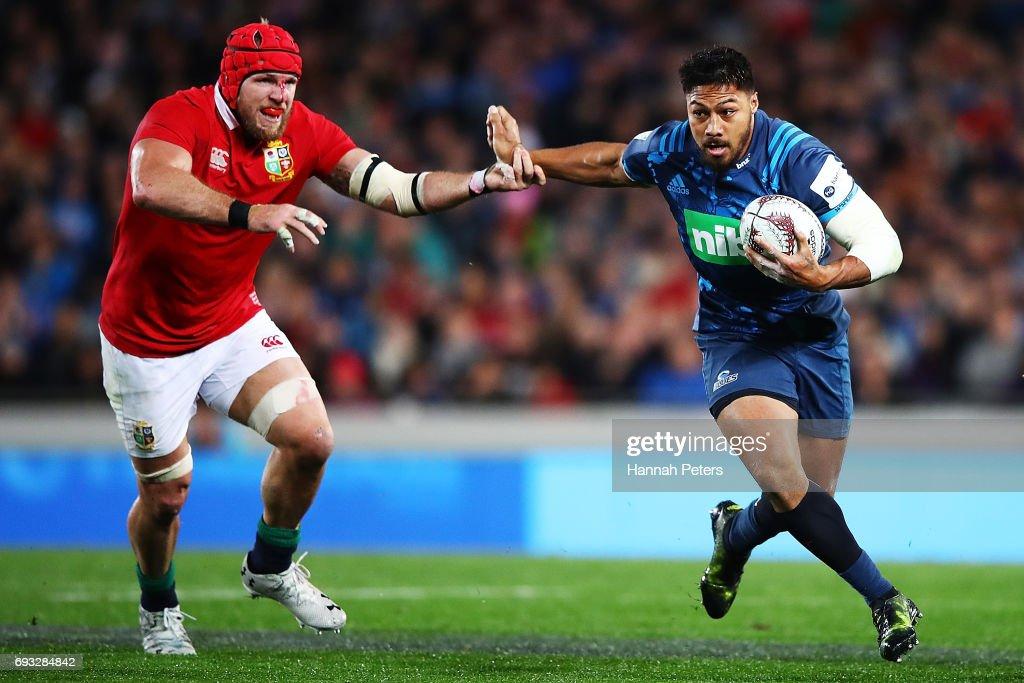 Blues v British & Irish Lions