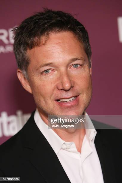 George Newbern attends the Entertainment Weekly's 2017 PreEmmy Party at the Sunset Tower Hotel on September 15 2017 in West Hollywood California