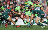 leicester england george north northampton holds