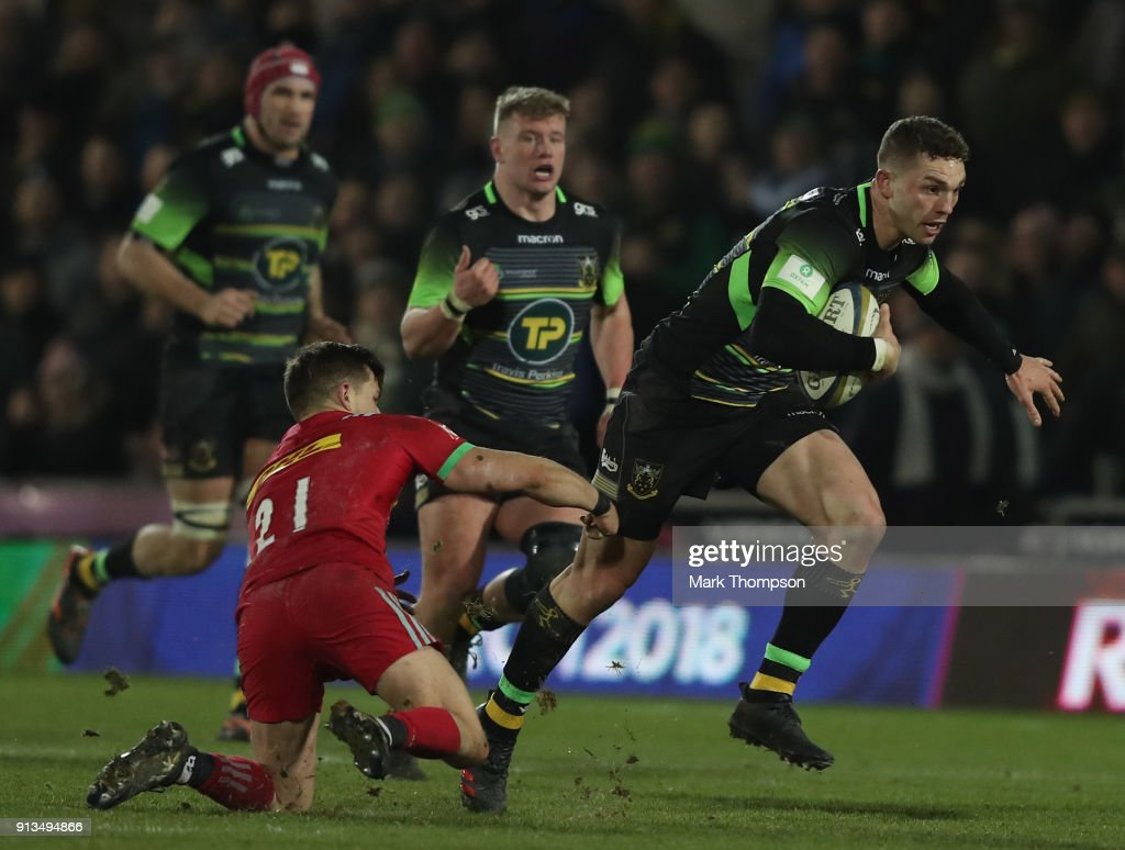 Northampton Saints v Harlequins - Anglo-Welsh Cup