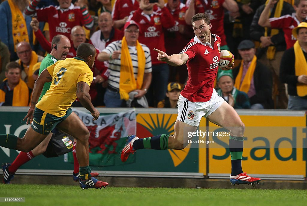 Australia v British & Irish Lions: Game 1