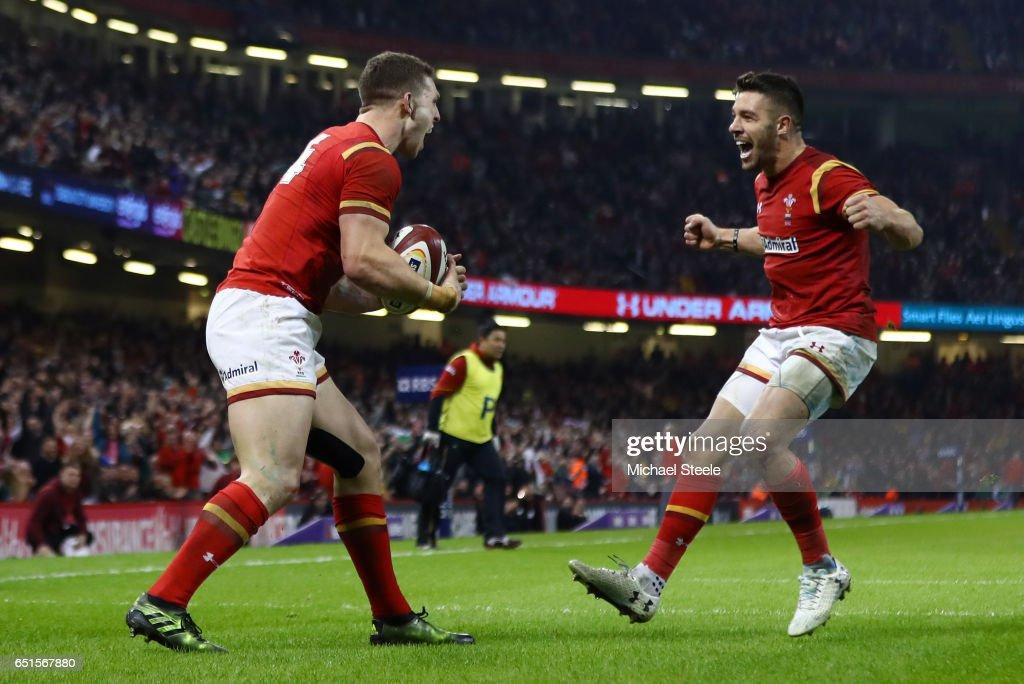 Wales v Ireland - RBS Six Nations