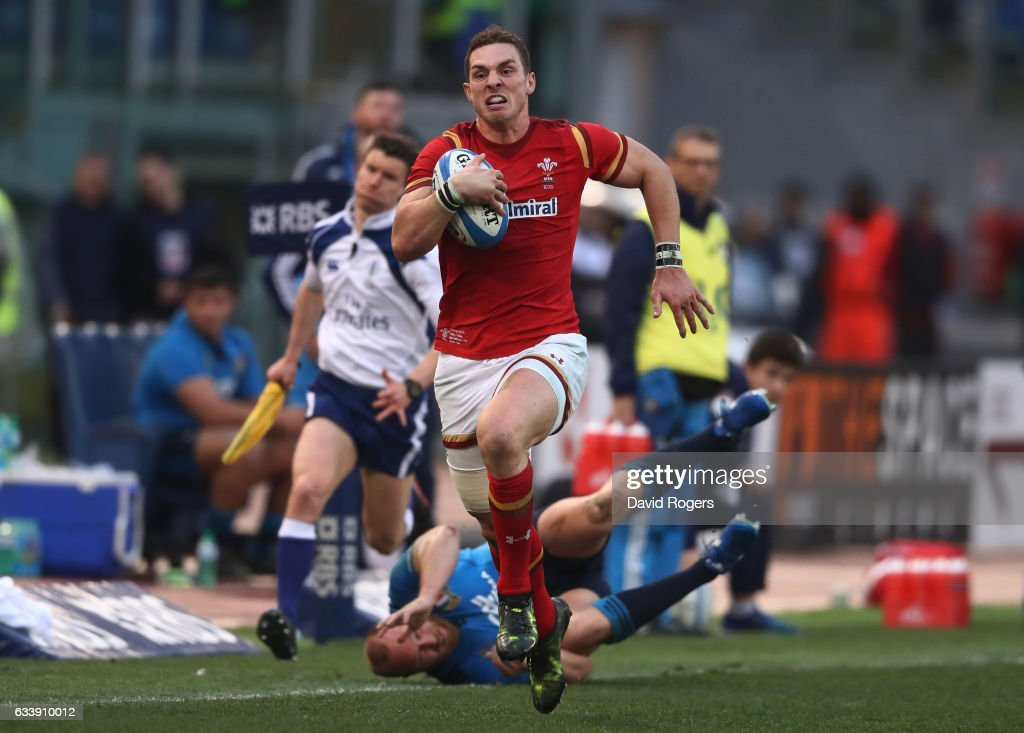 Italy v Wales - RBS Six Nations : News Photo