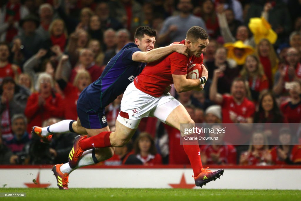 Wales v Scotland - International Friendly : News Photo