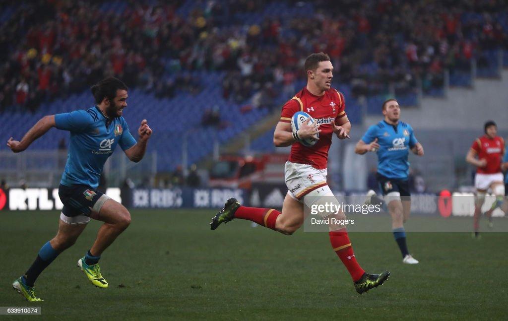 Italy v Wales - RBS Six Nations : News Photo