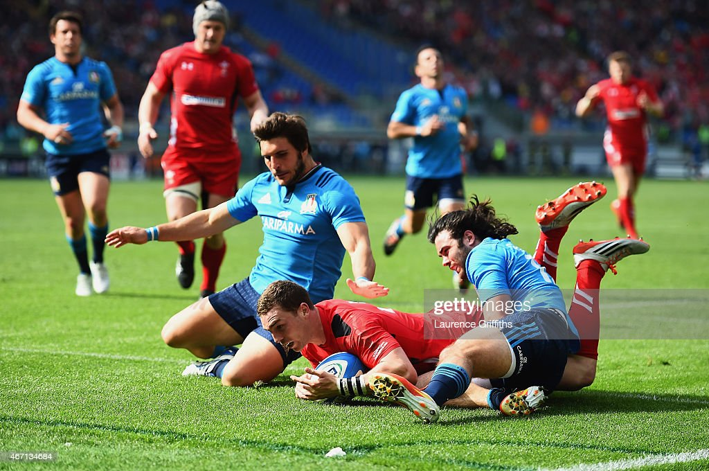 Italy v Wales - RBS Six Nations