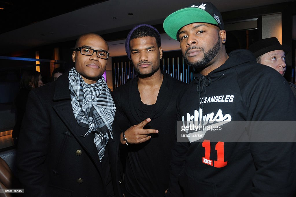 """BET Networks New York Premiere Of """"Real Husbands of Hollywood"""" And """"Second Generation Wayans"""" - After Party"""