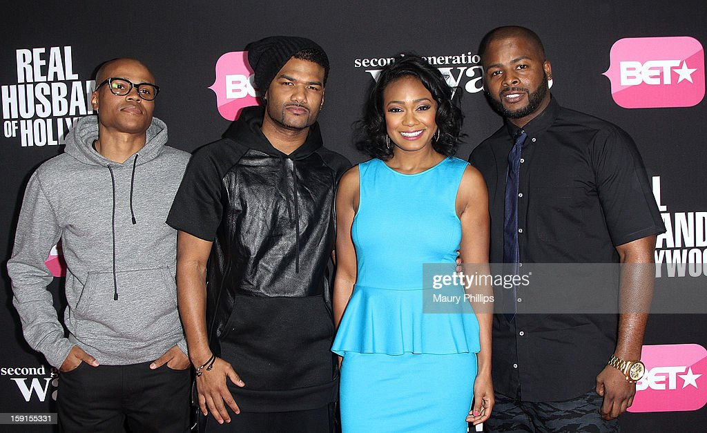 """BET Networks Premiere Screenings Of """"Real Husbands Of Hollywood"""" And """"Second Generation Wayans"""""""