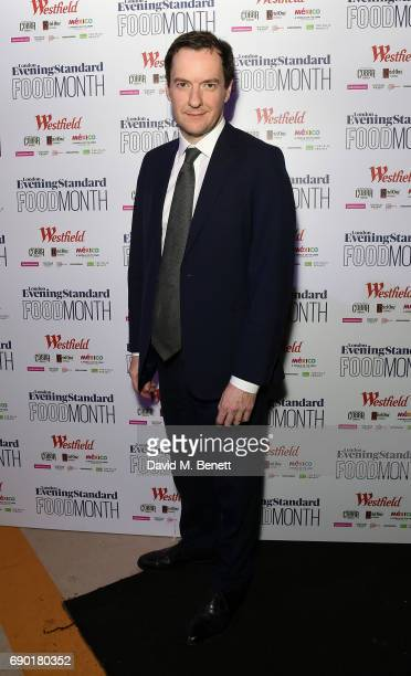 George Osborne attends the launch of the London Evening Standard's inaugural Food Month hosted by Grace Dent and Tom Parker Bowles at The Banking...
