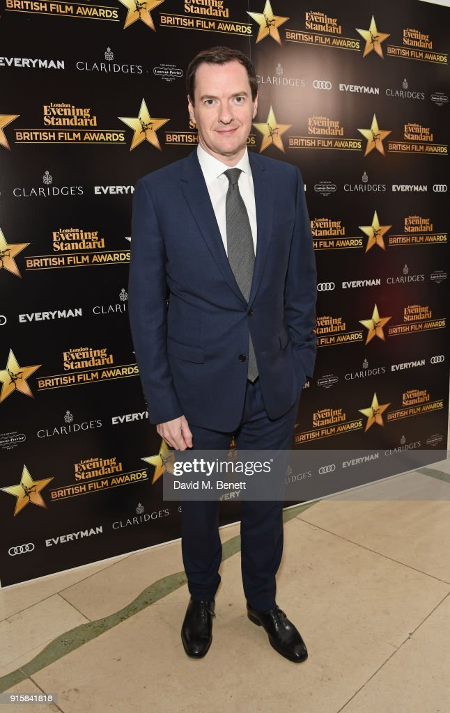 London Evening Standard British Film Awards 2018 - VIP Arrivals : Fotografía de noticias