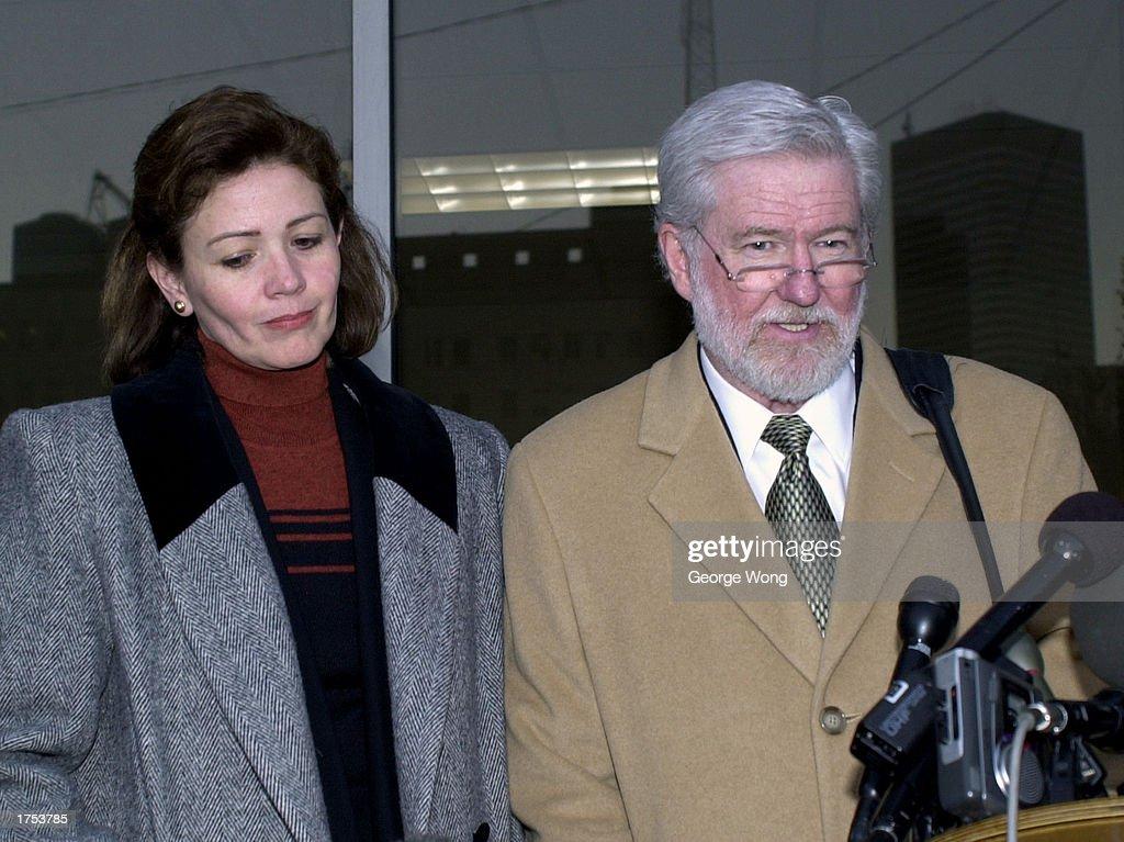 Clara Harris Murder Trial : News Photo