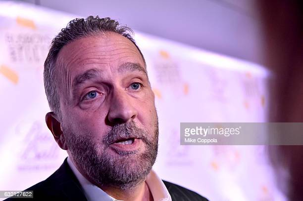 George Pelecanos attends the Busboys and Poets' Peace Ball Voices of Hope and Resistance at National Museum Of African American History Culture on...