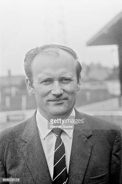 George Petchey manager of Leyton Orient FC UK 11th August 1971