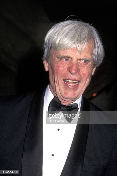 George Plimpton during Annual PEN American Centers Awards at New York State Theater at Lincoln Center in New York City, NY, United States.